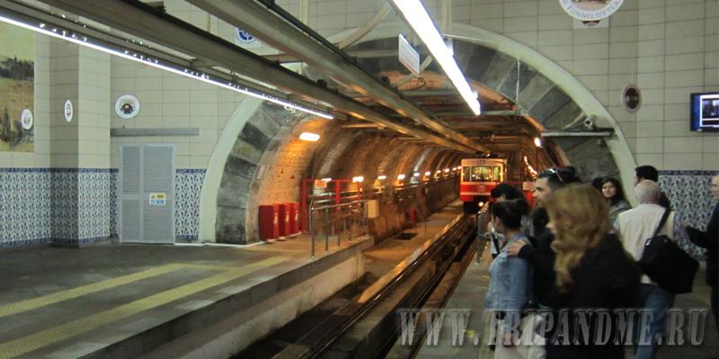 А это вовсе не метро как многие подумали =)
