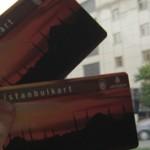 Сэкономить в Стамбуле: оплата проезда с Истанбулкарт (Istanbulkart)