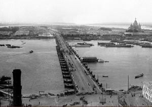 Мост к ярмарке