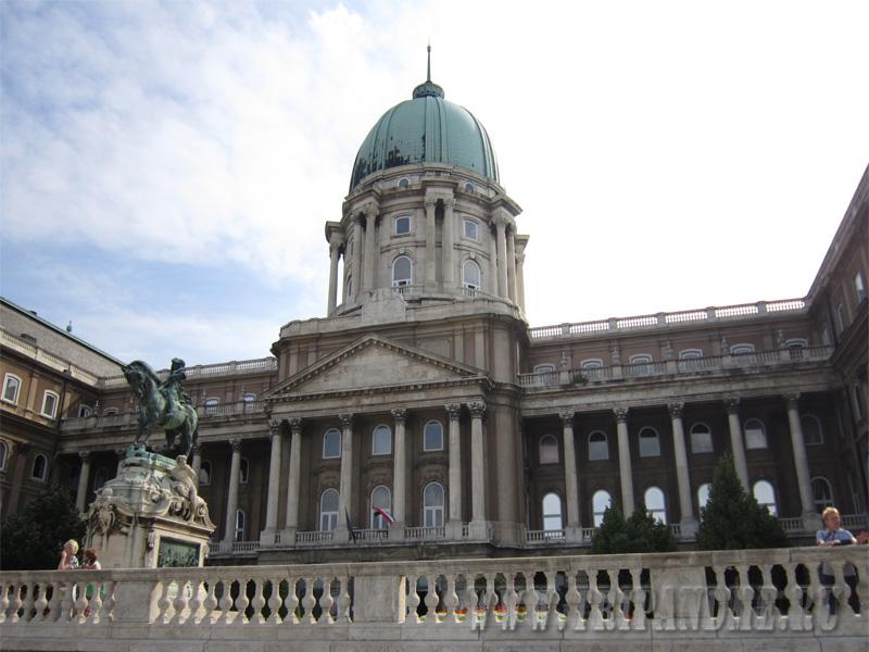 Королевский музей в Будапеште
