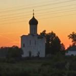 Отдых с палатками на Нерли или дух истории и покровская церковь