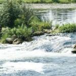 Отдых с палатками на Пьяне или самая чистая река, водопад и пропавшая корова