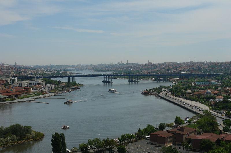 залив Золотой Рог