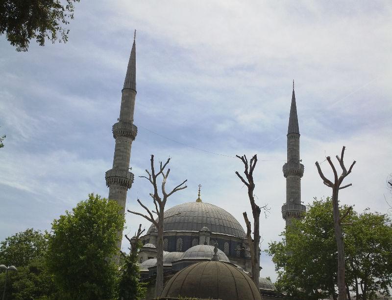 мечеть Эйюпа