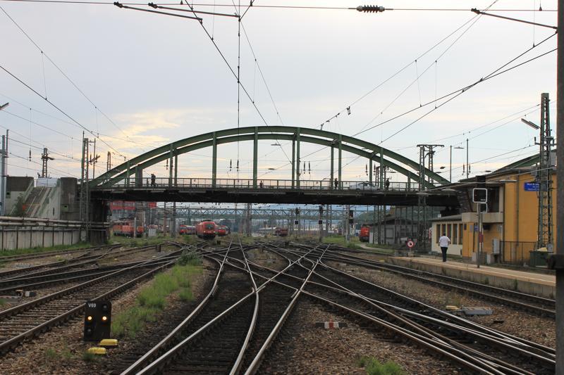 железные дороги Австрии