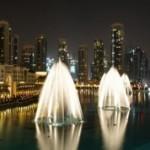 Самый пресамый – музыкальный фонтан в Дубае видео