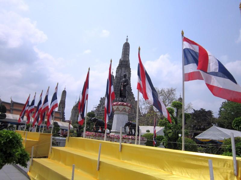 Буддийский монастырь Ват Арун