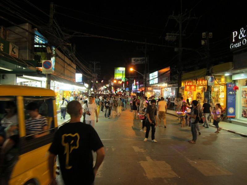 Пусси шоу в Таиланде