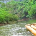 Рафтинг в Тайланде — сливаемся с природой в парке Као Сок