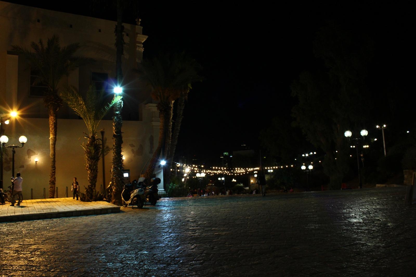 Вечер в Старом Яффо