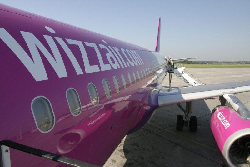 Лоукостер WizzAir и его самолет