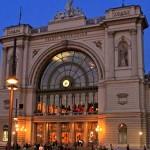 Покупаем билет на поезд из Будапешта в Братиславу