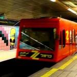 Самое короткое в мире или в чем еще уникальность метро Хайфы