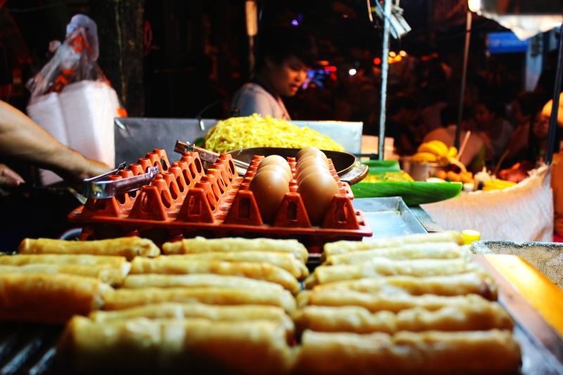 цены на еду в бангкоке