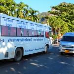 Как добраться из аэропорта Краби до Краби-тауна, Ао Нанга и обратно