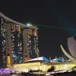 Обзорная площадка Марина Бэй Сандс в Сингапуре – высоко сижу, далеко гляжу