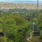 Вверх, вниз или в обе стороны? Канатная дорога (Libegő) в Будапеште