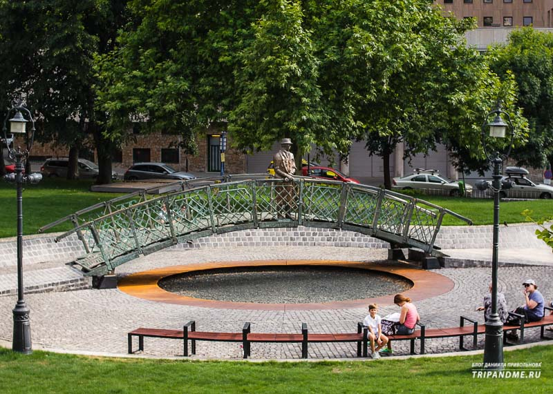 Памятник Имре Надю в Будапеште перенесли