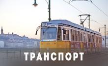 Общественный транспорт Будапешта