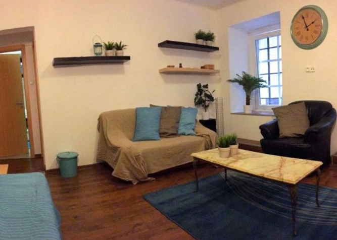 Фото апартаментов в Будапеште