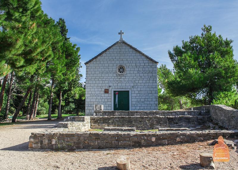 Церковь на курорте