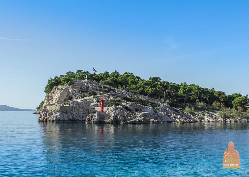 Остров Макарска