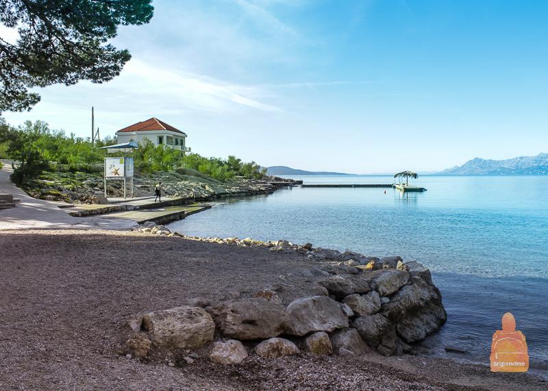 Курортный пляж Донья Лука