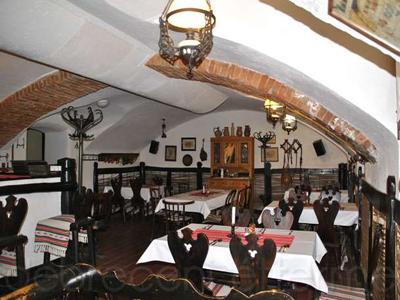 Интерьер ресторана Флашка