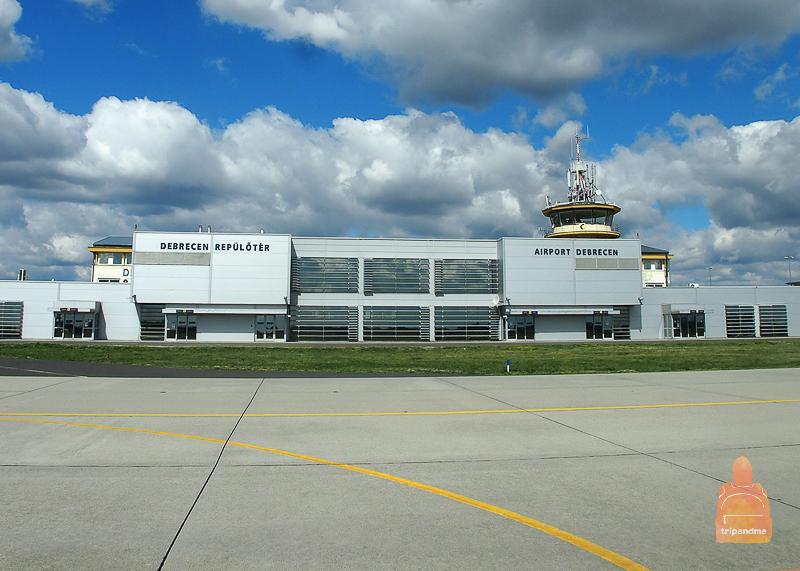 Терминал в аэропорту Дебрецена всего один