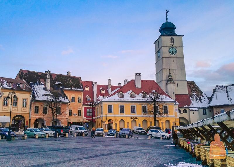 Достопримечательности Сибиу в Румынии