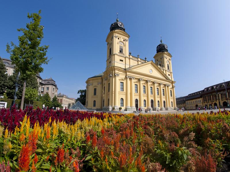 Достопримечательности второго по населению городов Венгрии - Дебрецена