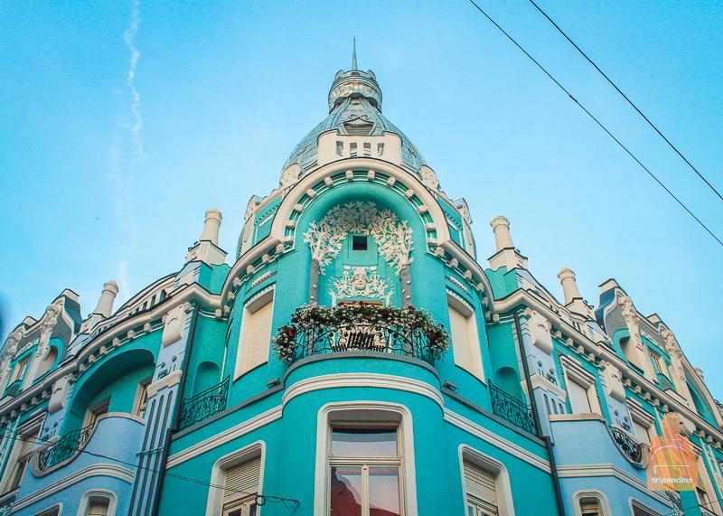 Самые красивые здания в Ораде