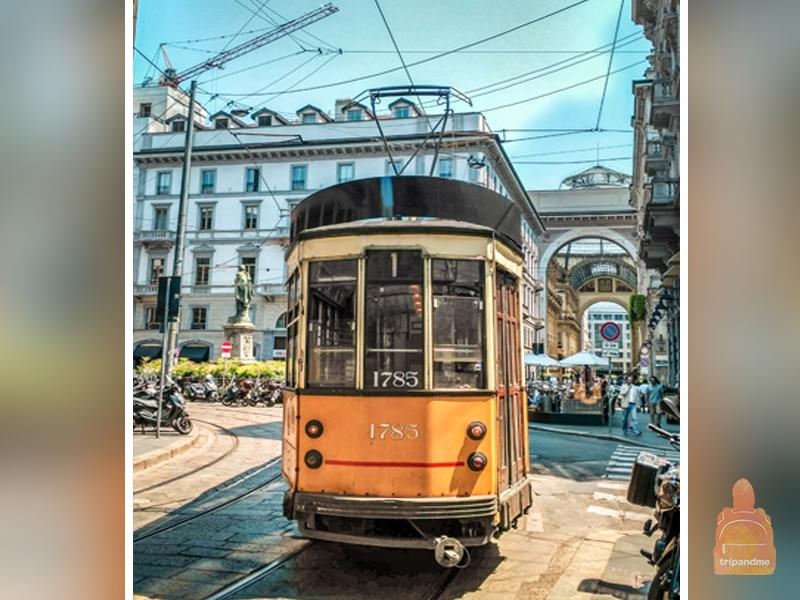 На чём доехать до собора Дуомо в Милане