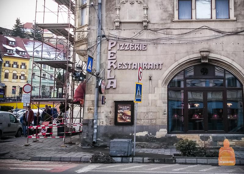 Рестораны в Сигишоаре