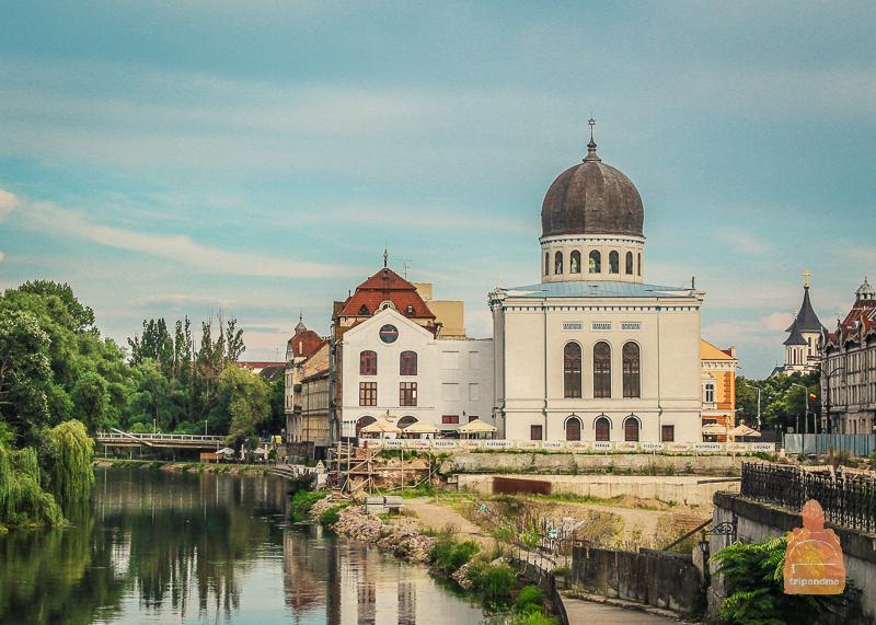 Самые красивые места в Ораде