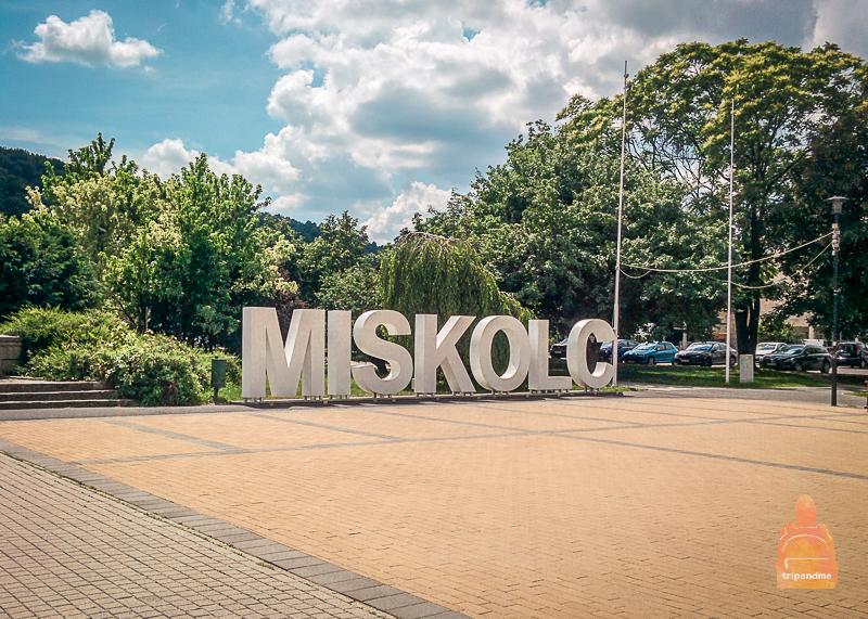 Венгерский город Мишкольц