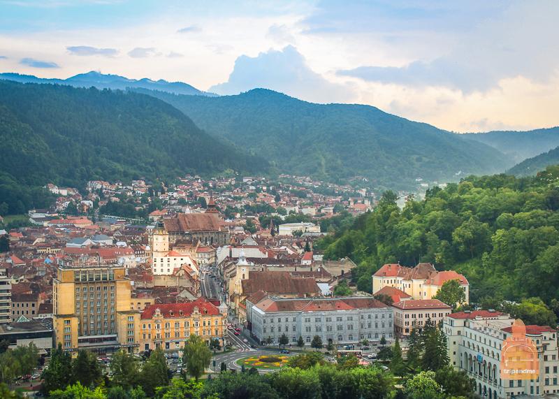 Красивые места в Брашове