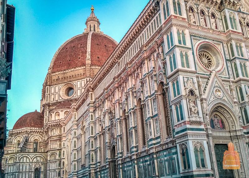 Маршрут по Италии с Флоренцией