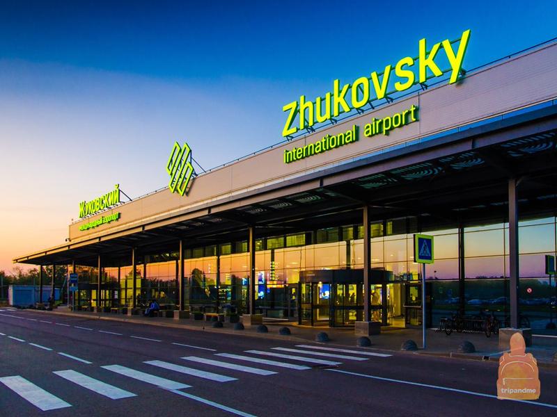 Аэропорт Жуковский работает с лета 2016 года