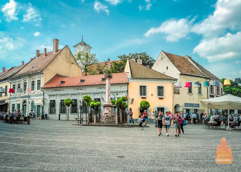 Красивые места Венгрии