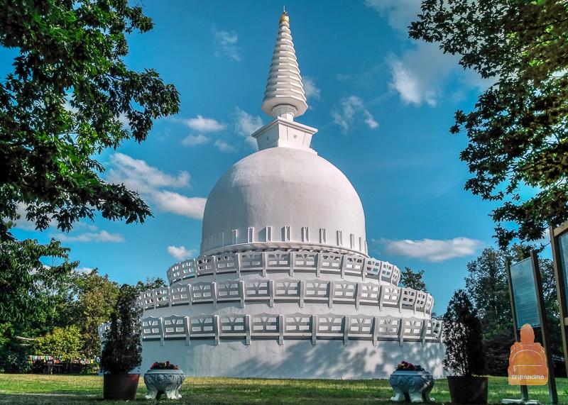 Буддийская мира под Хевизом