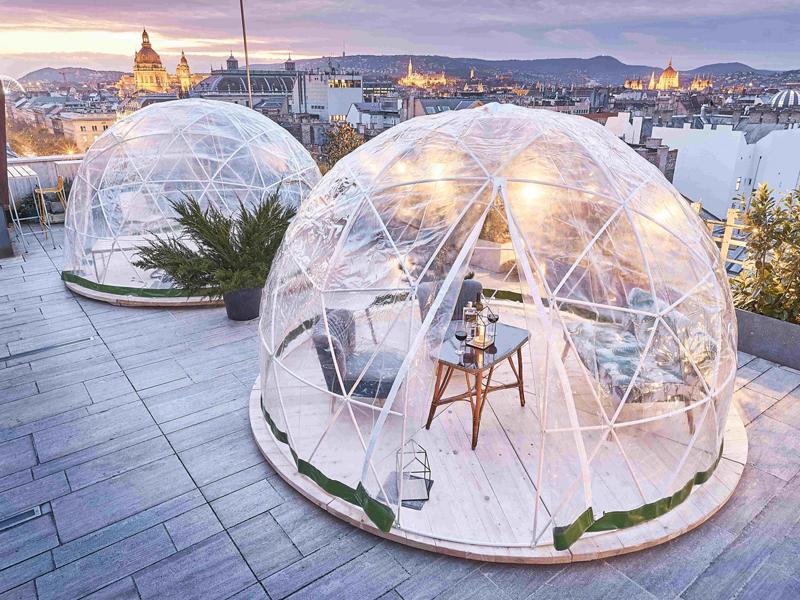 Бар 360 в Будапеште