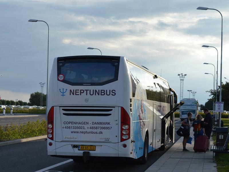 Автобусы ориентируются на прилеты рейсов WizzAie