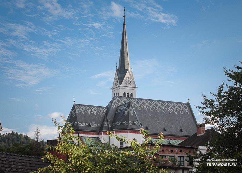 Архитектура двадцатого века в Словении
