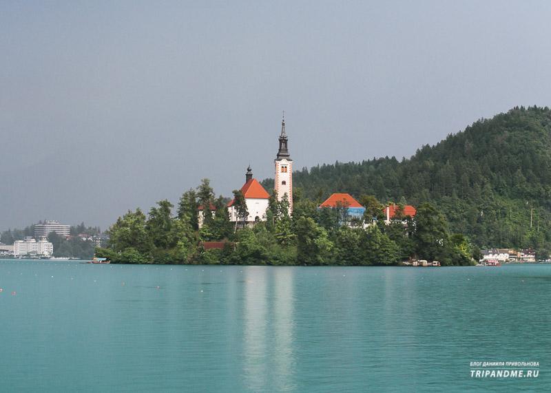 Куда поехать в Словении для того, чтобы найти красоту природы