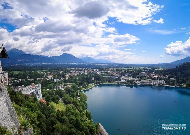 Где найти самые красивые пейзажи в Словении