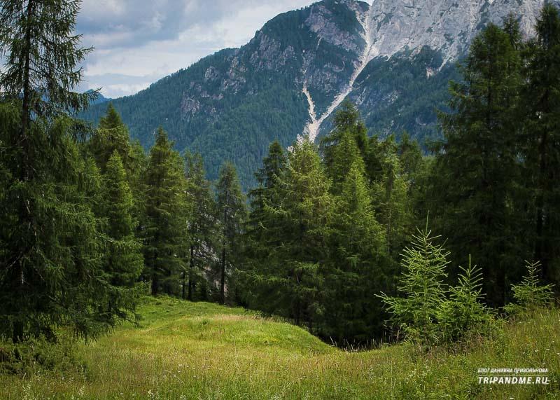 Где найти очень красивые пейзажи в Словении