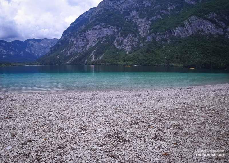 Самые красивые пейзажи в Словении