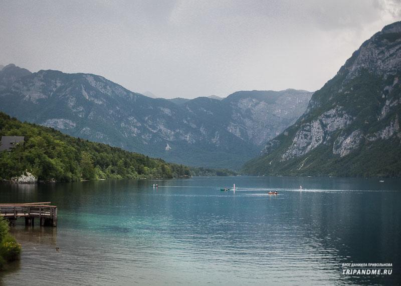 Лучшие пейзажи в Словении
