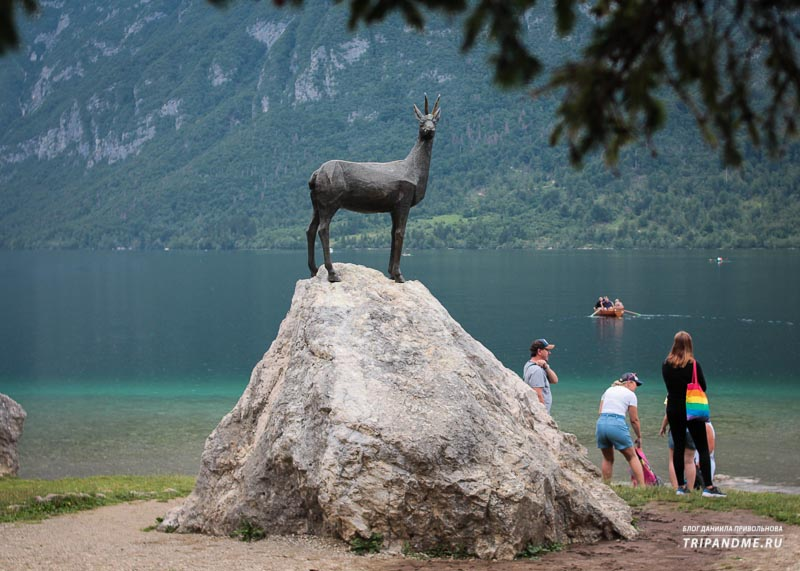 Достопримечательности с мифической историей в Словении